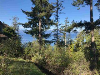 Photo 1: LOT 55 ORCA ROAD in Garden Bay: Pender Harbour Egmont Land for sale (Sunshine Coast)  : MLS®# R2267132