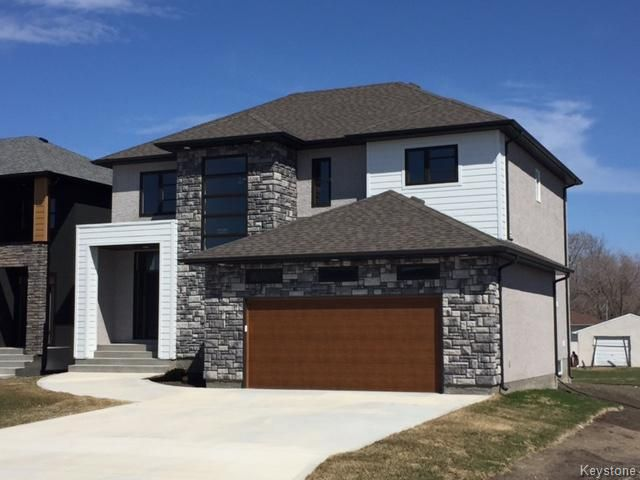 Main Photo: 413 Scotswood Drive South in Winnipeg: Charleswood Residential for sale (1G)  : MLS®# 1710110