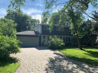 Photo 1: 403 Kelvin Boulevard in Winnipeg: Tuxedo Residential for sale (1E)  : MLS®# 202017499