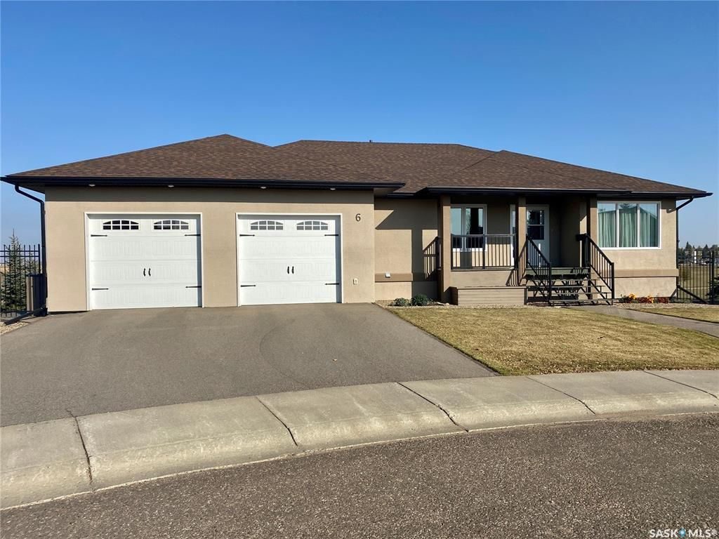 Main Photo: 6 Howe Court in Battleford: Telegraph Heights Residential for sale : MLS®# SK873921