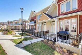 Photo 2: 203 Auburn Meadows Walk SE in Calgary: Auburn Bay Row/Townhouse for sale : MLS®# A1103923