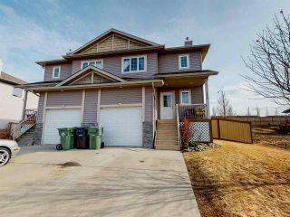 Photo 1: 110 ACACIA Circle: Leduc House Half Duplex for sale : MLS®# E4241155