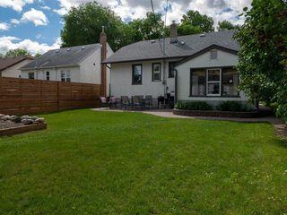 Photo 28: 25 Blenheim Avenue in Winnipeg: St Vital Residential for sale (2D)  : MLS®# 202115199