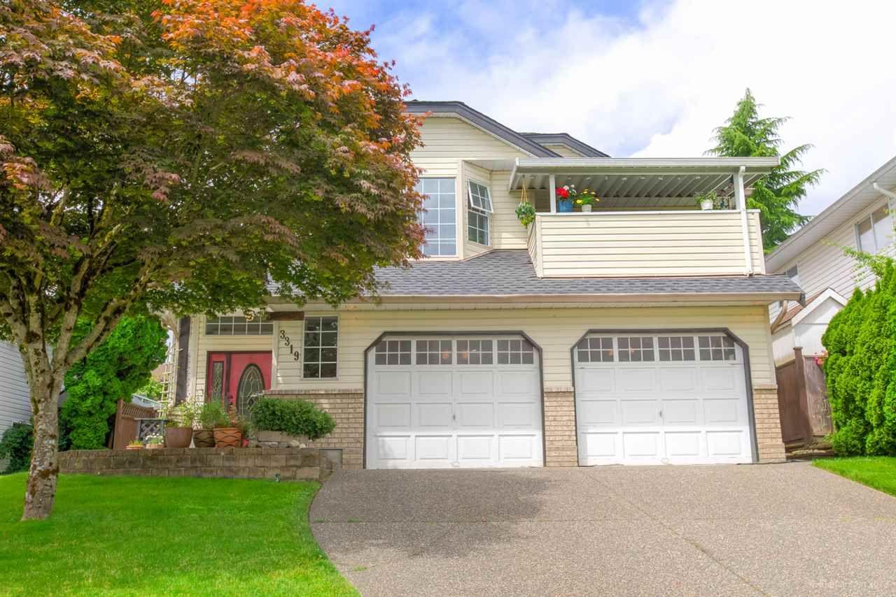 Main Photo: 3319 GROSVENOR Place in Coquitlam: Park Ridge Estates House for sale : MLS®# R2470824