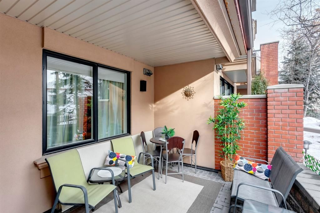 Photo 21: Photos: 105 1730 5A Street SW in Calgary: Cliff Bungalow Apartment for sale : MLS®# A1075033