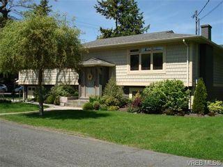Photo 1: 2112 Pentland Rd in VICTORIA: OB South Oak Bay House for sale (Oak Bay)  : MLS®# 689547