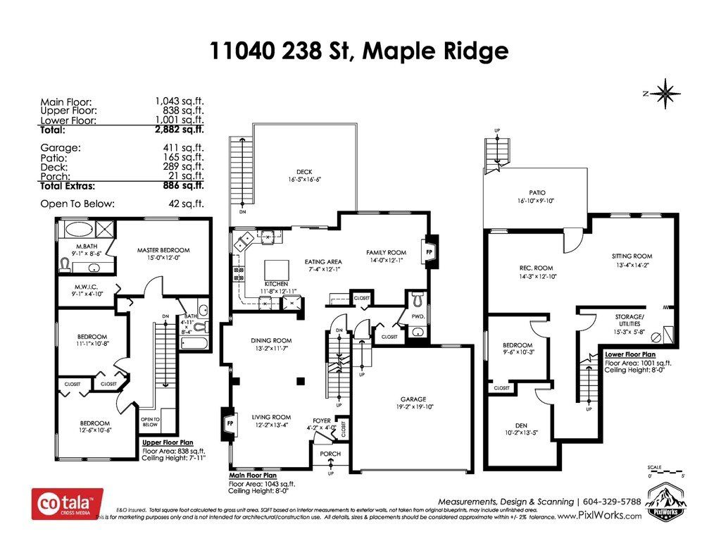 Photo 39: Photos: 11040 238 Street in Maple Ridge: Cottonwood MR House for sale : MLS®# R2468423