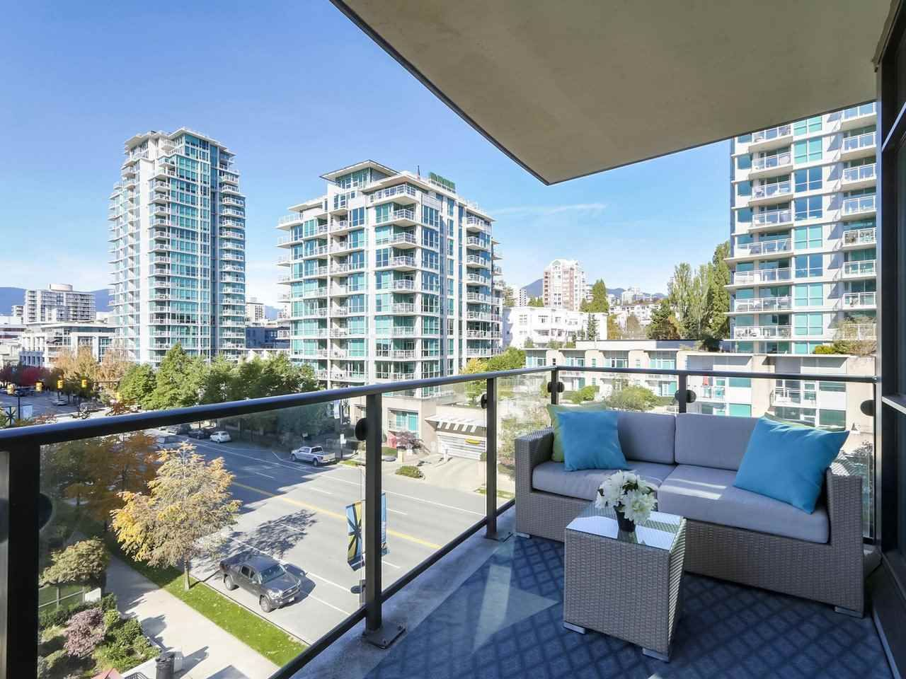 """Photo 16: Photos: 608 172 VICTORY SHIP Way in North Vancouver: Lower Lonsdale Condo for sale in """"Atrium at the Pier"""" : MLS®# R2454404"""