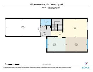Photo 8: 155 Alderwood Drive: Fort McMurray Row/Townhouse for sale : MLS®# A1064072