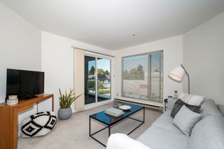 """Photo 4: 302 3505 W BROADWAY in Vancouver: Kitsilano Condo for sale in """"The Collingwood"""" (Vancouver West)  : MLS®# R2617748"""