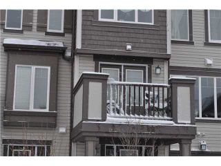 Photo 17: 118 WINDSTONE Crescent SW: Airdrie Townhouse for sale : MLS®# C3590682