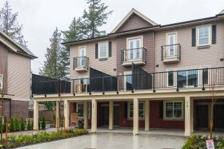 Photo 1: 13 2530 JANZEN Street in Abbotsford: Abbotsford West Townhouse for sale : MLS®# R2518794