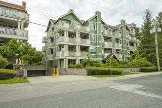 """Photo 1: 201 15350 16A Avenue in Surrey: King George Corridor Condo for sale in """"Ocean Bay Villas"""" (South Surrey White Rock)  : MLS®# R2469880"""