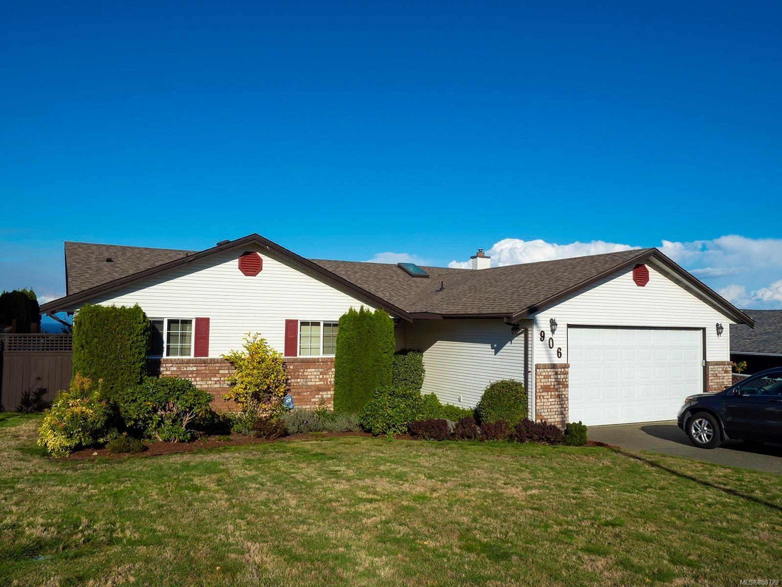Main Photo: 906 Cassandra Pl in : Na North Nanaimo House for sale (Nanaimo)  : MLS®# 858729