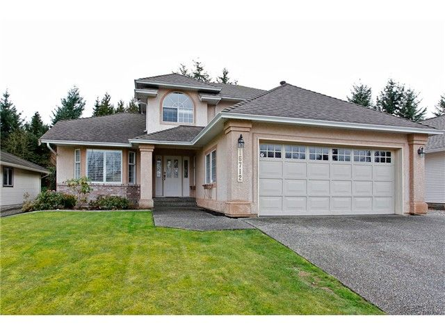 "Main Photo: 16712 83RD Avenue in Surrey: Fleetwood Tynehead House for sale in ""FLEETWOOD"" : MLS®# F1432288"