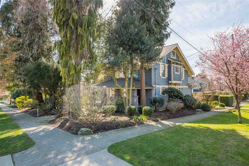 FEATURED LISTING: 5825 CARNARVON Street Vancouver