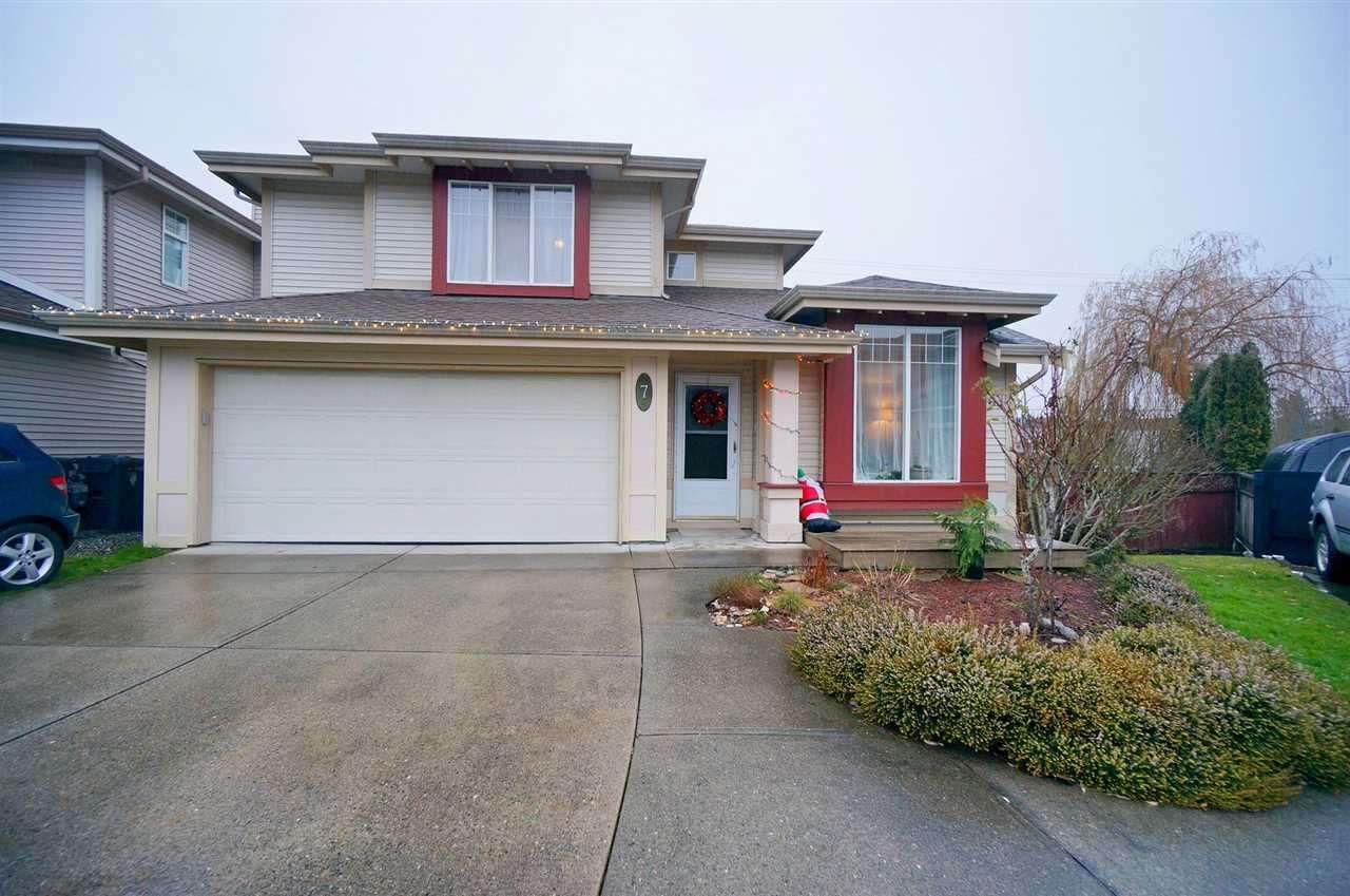 Main Photo: 7 20292 96 Avenue: House for sale in Langley: MLS®# R2519637