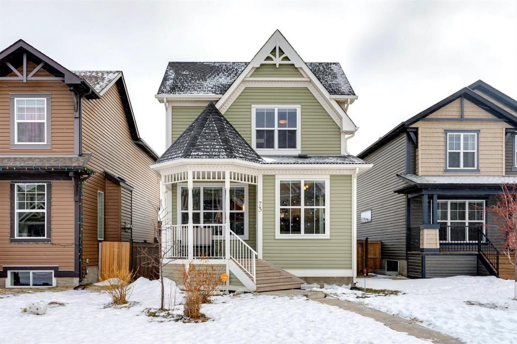Main Photo: 73 AUTUMN Terrace SE in Calgary: Auburn Bay Detached for sale : MLS®# A1063078
