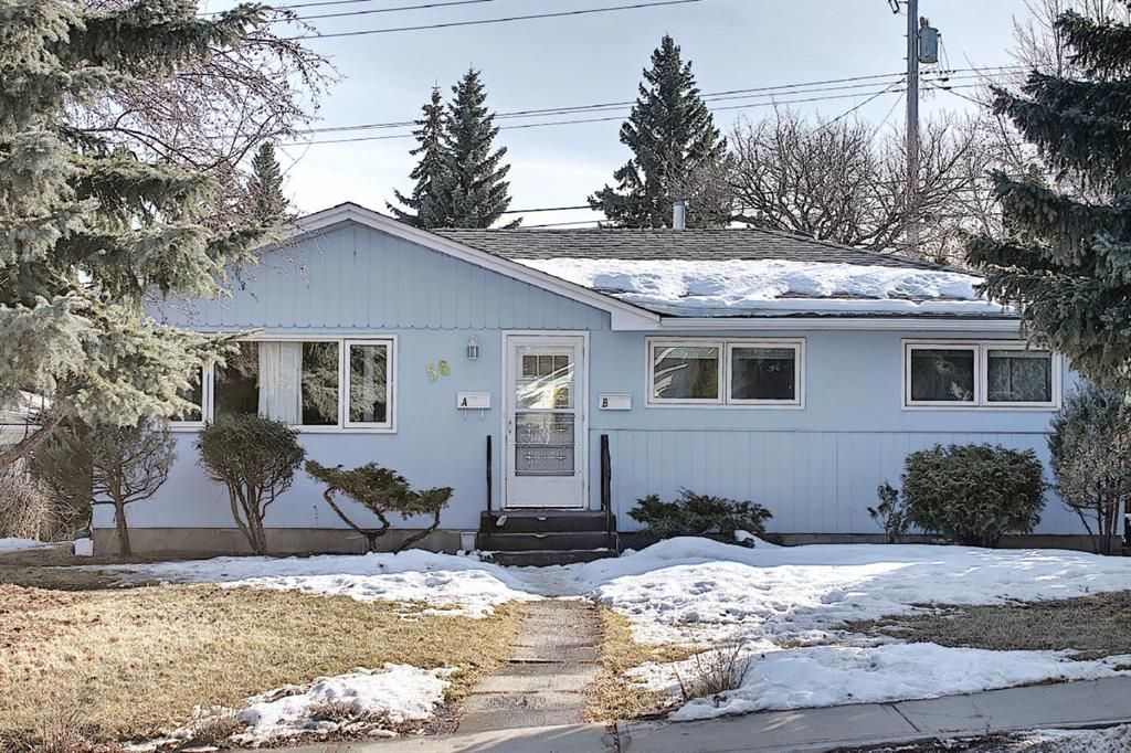 Main Photo: 56 Hazelwood Crescent SW in Calgary: Haysboro Detached for sale : MLS®# A1081567