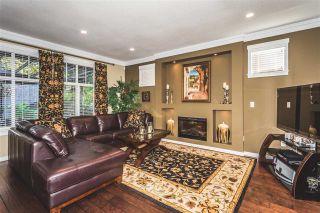 "Photo 2: 17 6838 BAKER Road in Delta: Sunshine Hills Woods Townhouse for sale in ""D'Anjou"" (N. Delta)  : MLS®# R2189492"