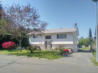 Photo 1: 524 Meredith Cres in VICTORIA: SW Tillicum House for sale (Saanich West)  : MLS®# 789691