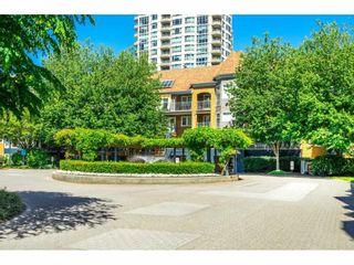 "Photo 1: 414 3075 PRIMROSE Lane in Coquitlam: North Coquitlam Condo for sale in ""Lakeside Terrace"" : MLS®# R2582945"