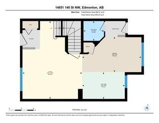 Photo 26: 14851 140 Street in Edmonton: Zone 27 House for sale : MLS®# E4266387