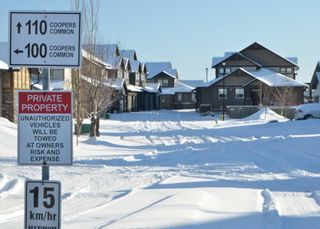 Photo 38: 1201 110 COOPERS Common SW: Airdrie Row/Townhouse for sale : MLS®# C4294736