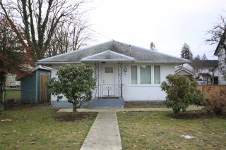Photo 1: 46162 MARGARET Avenue in Chilliwack: Chilliwack E Young-Yale House for sale : MLS®# R2135279