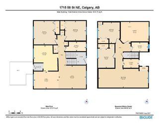 Photo 28: 1715 58 Street NE in Calgary: Pineridge Detached for sale : MLS®# A1140401