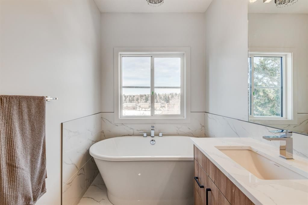 Photo 22: Photos: #1 4207 2 Street NW in Calgary: Highland Park Semi Detached for sale : MLS®# A1111957