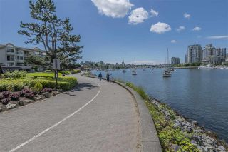 "Photo 14: 213 1869 SPYGLASS Place in Vancouver: False Creek Condo for sale in ""VENICE COURT"" (Vancouver West)  : MLS®# R2461533"