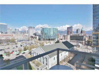 "Photo 12: 1105 668 CITADEL PARADE in Vancouver: Downtown VW Condo for sale in ""SPECTRUM 2"" (Vancouver West)  : MLS®# V1057187"
