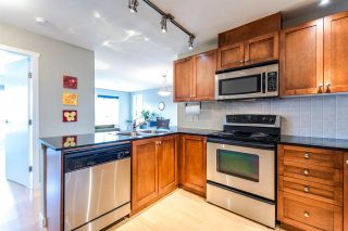 """Photo 2: 304 415 E COLUMBIA Street in New Westminster: Sapperton Condo for sale in """"SAN MARINO"""" : MLS®# R2120815"""