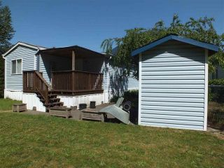 Photo 3: 46 62790 FLOOD HOPE Road in Hope: Hope Laidlaw Manufactured Home for sale : MLS®# R2354384
