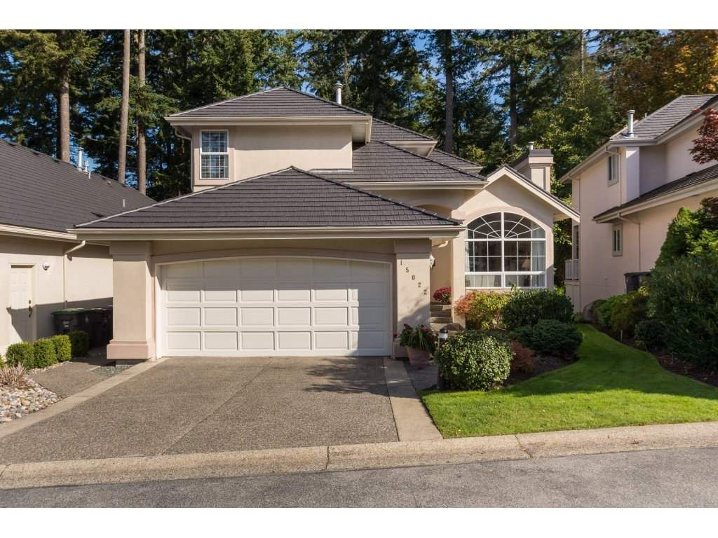 """Main Photo: 15022 SEMIAHMOO Place in Surrey: Sunnyside Park Surrey House for sale in """"Semiahmoo Wynd"""" (South Surrey White Rock)  : MLS®# R2115497"""