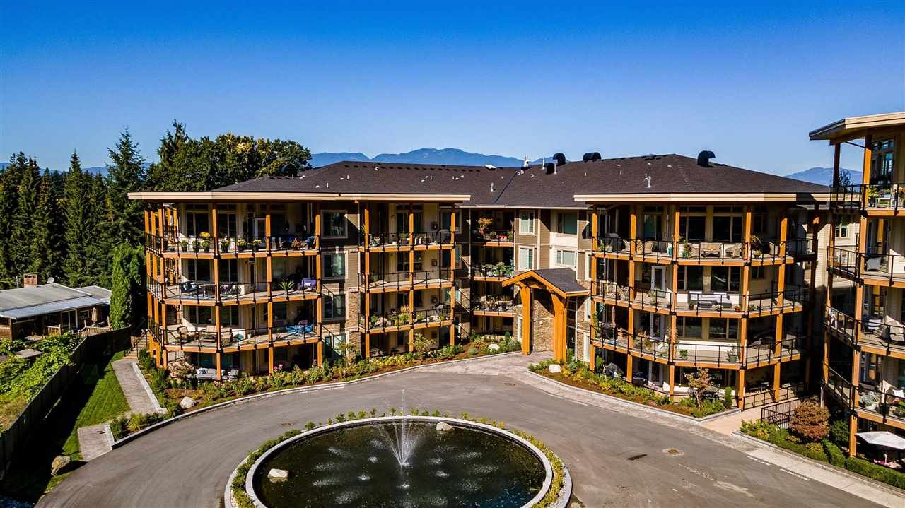"Main Photo: 108 45754 KEITH WILSON Road in Chilliwack: Vedder S Watson-Promontory Condo for sale in ""Englewood Courtyard Platinum 3"" (Sardis)  : MLS®# R2576567"