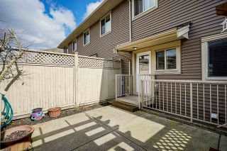 """Photo 37: 7793 211B Street in Langley: Willoughby Heights Condo for sale in """"SHAUGHNESSY MEWS"""" : MLS®# R2569575"""
