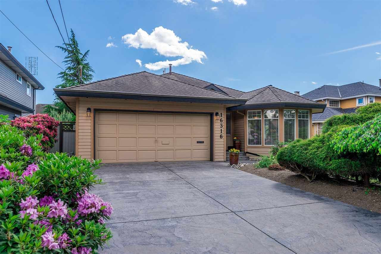 """Main Photo: 16316 108 Avenue in Surrey: Fraser Heights House for sale in """"FRASER GLEN SUBDIVISION"""" (North Surrey)  : MLS®# R2296038"""