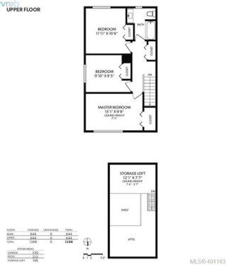 Photo 25: 1321 Pembroke St in VICTORIA: Vi Fernwood Half Duplex for sale (Victoria)  : MLS®# 800491