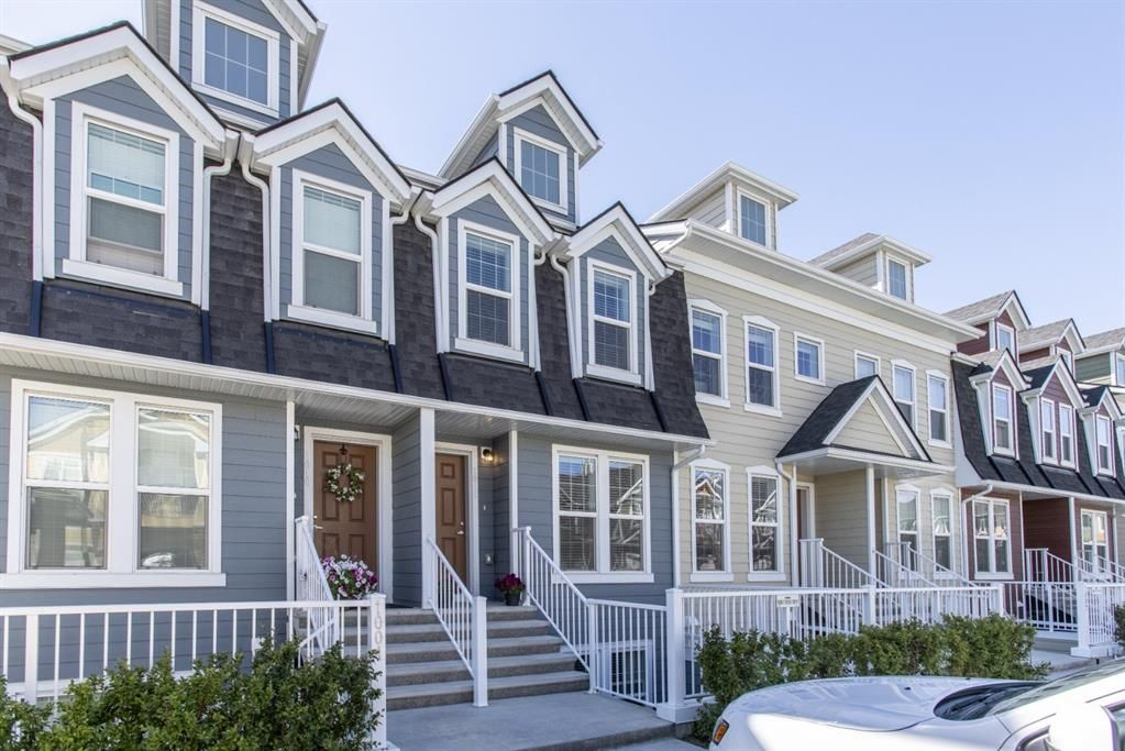 Main Photo: 1011 2400 Ravenswood View SE: Airdrie Row/Townhouse for sale : MLS®# A1121287