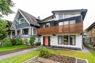 """Photo 1: 2746 TRINITY Street in Vancouver: Hastings Sunrise House for sale in """"HASTINGS-SUNRISE"""" (Vancouver East)  : MLS®# R2582572"""
