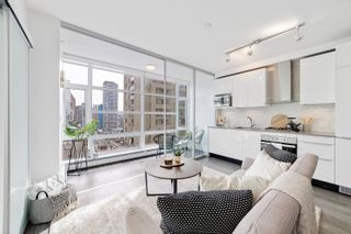 """Photo 3: 1505 1283 HOWE Street in Vancouver: Downtown VW Condo for sale in """"TATE"""" (Vancouver West)  : MLS®# R2625032"""