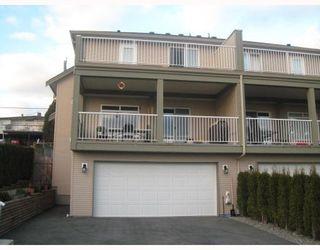 Photo 2: 1054 DELESTRE Avenue in Coquitlam: Maillardville 1/2 Duplex for sale : MLS®# V750137