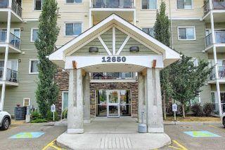 Photo 2: 319 12650 142 Avenue in Edmonton: Zone 27 Condo for sale : MLS®# E4254105