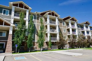 Photo 1: 308 304 Cranberry Park SE in Calgary: Cranston Apartment for sale : MLS®# A1133593