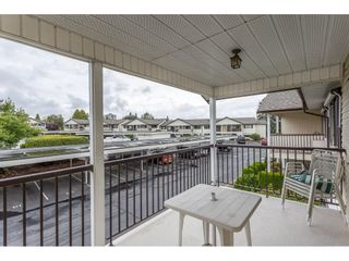 """Photo 33: 63 32959 GEORGE FERGUSON Way in Abbotsford: Central Abbotsford Townhouse for sale in """"OAKHURST"""" : MLS®# R2612971"""