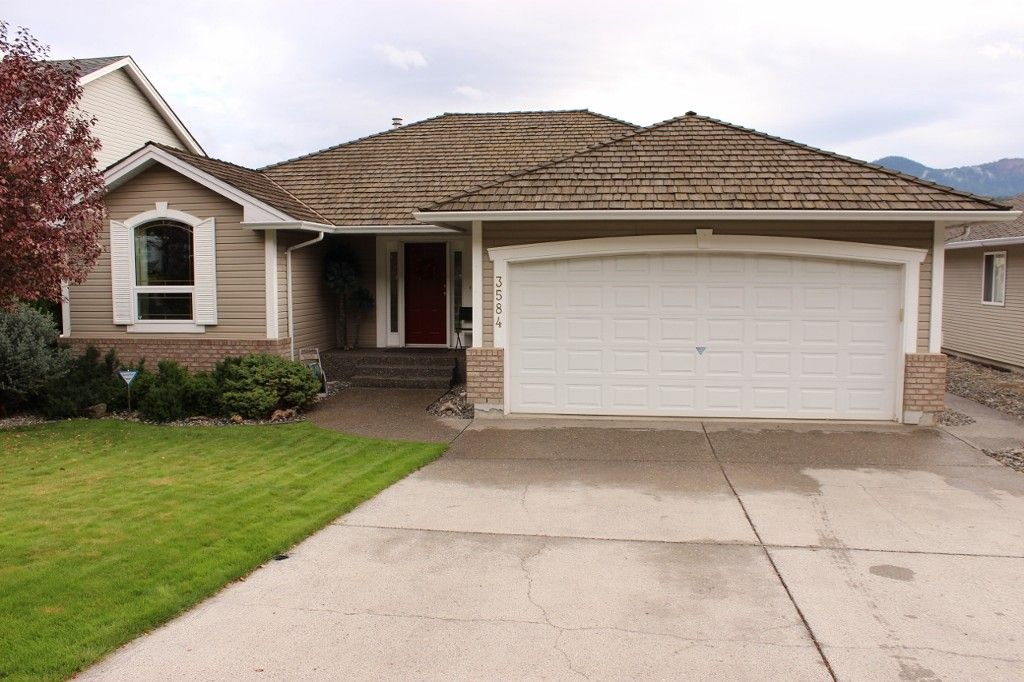 Main Photo: 3584 Kananaskis Road in Kamloops: South Thompson Valley House for sale : MLS®# 137145