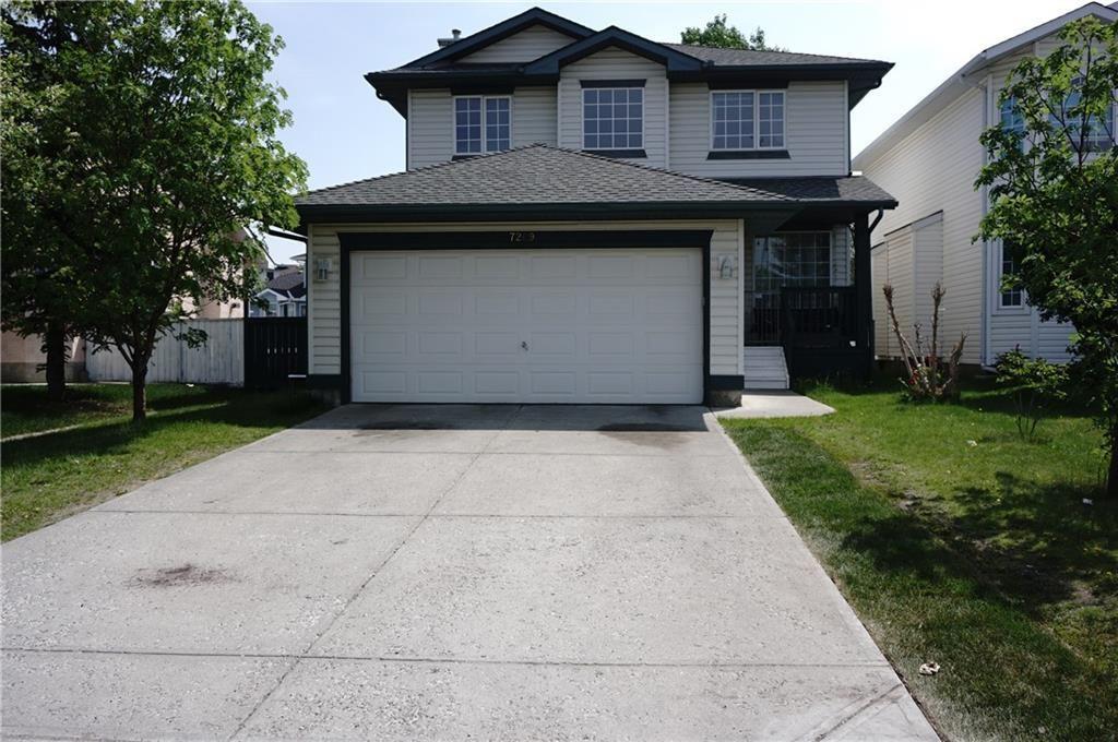 Main Photo: 7269 CALIFORNIA Boulevard NE in Calgary: Monterey Park Detached for sale : MLS®# C4239586