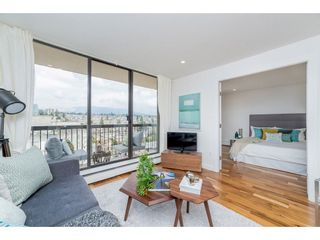 """Photo 6: 1904 145 ST. GEORGES Avenue in North Vancouver: Lower Lonsdale Condo for sale in """"TALISMAN TOWERS"""" : MLS®# R2260012"""